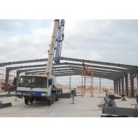 Cheap High Strength Light Steel Structure Warehouse , Multi - Functional Structural Steel Buildings for sale