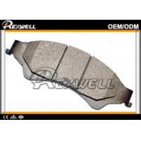 Buy cheap Copper Ceramic Brake Pads High Performance Exterior Mazda Bt50 Parts from wholesalers