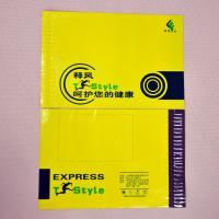 Self seal big size plastic mailing bags for clothes , polythene mail bags