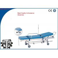 Cheap Stainless Steel Ambulance Stretcher Trolley for sale