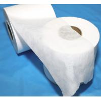 Cheap BFE99, N95 Meltblown Nonwoven Fabric / Non Woven Polypropylene Fabric Jumbo Roll for sale