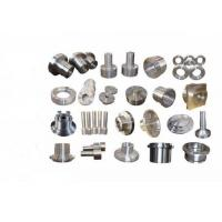 Cheap Stainless Steel CNC Lathe Machine Parts 0.002mm Tolerance ISO Certification for sale