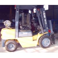 Cheap CHL 3.0 Ton Gasoline LPG Forklift Truck Equiped Japanese Original Nissan Engine for sale
