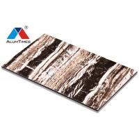 China aluminium composite panel grooving and cutting machine marble stone MOQ 600 SQM on sale