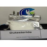 China White Dutasteride Hair Loss Treatment Powder High Purity 99% on sale