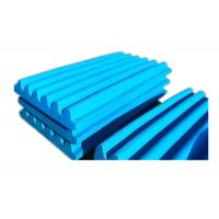 Cheap Steel Casting Components Wear Resistant Castings Steel Crusher Jaw Plate Parts for sale