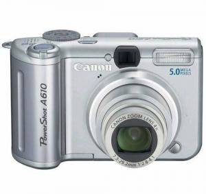 China Canon PowerShot A610 Digital Camera on sale