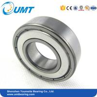 Cheap Reliable anti - wear single row ball bearings , high speed ball bearing 6002 for roller skate for sale