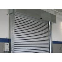 Cheap 1.2-2.0 M / S Roller Shutter Doors For Warehouse , Automatic Roller Door for sale