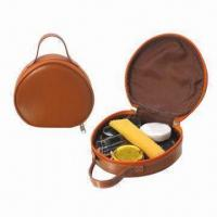 Cheap Shoe shine kit, made of PU for sale