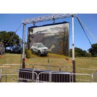 Buy cheap 1000HZ RGB Rental LED Display P4 Outdoor Video High Resolution IP65 Nova System from wholesalers