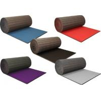 Cheap Washable Thick Exercise Floor Mats For Working Out / Gym Equipment , Anti Fatigue for sale