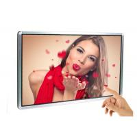 WIFI Control Digital Media Signage  , Android  Wall Mounted Touch Screen Kiosk