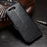 Handmade Huawei Leather Case For Huawei P10 Plus Flip Cover Anti - Dirt