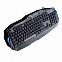 Cheap Wired Gaming Backlight Keyboard for sale