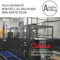 Cheap Fully-automatic BIB Dairy Cream Filling Machine Bag in Box Aseptic Filler for sale