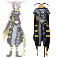 Buy cheap Free Shipping Cosplay Costume Amnesia Orion Custom Made Men's Outfit Costume Outfit Halloween Cosplay from wholesalers