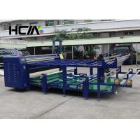Safety Sublimation Printing Equipment Electric With Touch Screen Control Panel