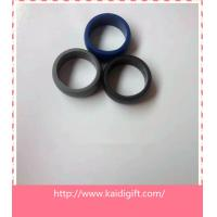 Cheap Blank silicone custom silicone finger rings for sale
