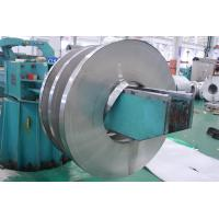 Cheap JIS / ASTM Mirror Finished Cold Rolled Stainless Steel Strips 201 HL Tisco Mill for sale