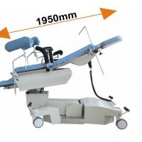 Cheap 220v 50Hz Gynecological Exam Table / Stainless Steel Obstetric Delivery Table for sale