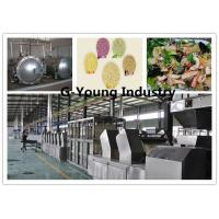 Buy cheap Frying Noodle Machine fried instant Noodle Processing Machine production line from wholesalers