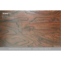 Cheap Home Wood Flooring solid wood flooring , 18 mm antique wood floors for sale