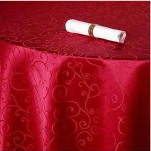 China Jacquard Table Cloth (1) on sale