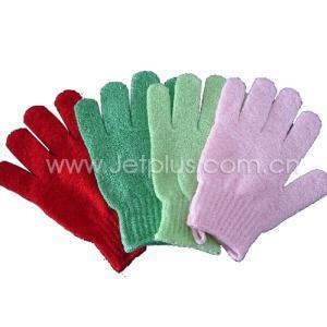 Cheap Exfoliating Bath Gloves for sale