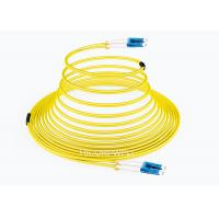 Buy cheap FTTH LC-LC SM DX Fiber Optic Cable Patch Cord 1m 3m 5m Patch Cables from wholesalers