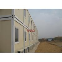 Cheap Large Construction Containers Container House Construction For 200 Person Labor Camp for sale
