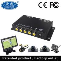 Cheap Custom Made 4 Channel Car DVR Recorder With Automatic Identification System for sale