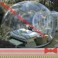 Cheap clear inflatable tent for sale