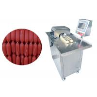 Cheap Sausage Linker Meat Tying Machine Sausage Double Clipping Processing for sale