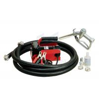 Cheap Fuelworks 10304010A 12V 10GPM Fuel Transfer Pump Kit with 13' Hose and Manual Nozzle wholesale