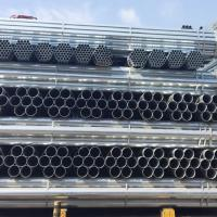Cheap class c gi pipe bs1387 galvanized iron pipe specification for sale