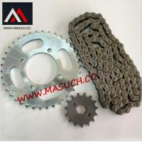 Cheap MOTORCYCLE SPARE PART MOTORCYCLE CHAIN AND SPROCKET SET for sale