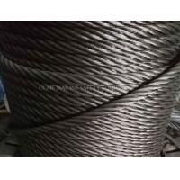 Cheap stainless steel rope,galvanized steel rope,hot dipped galvanized steel wire rope for sale