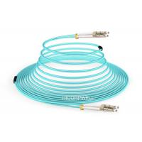 Buy cheap FTTH LC-LC OM3 150 m DX Fiber Optic Cable Patch Cord 1m 3m 5m Patch Cables from wholesalers