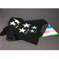 Cheap Stretchable Reflective Heat Transfer Vinyl Environmental Friendly For Garment for sale