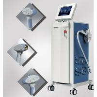 Cheap Effective 808nm Diode Laser Facial Hair Removal Equipment Painfree For Women for sale
