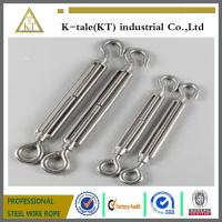Cheap Top quanlity Commercial Type Wire Rope Turnbuckles(malleable) for sale