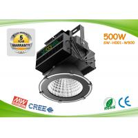 Cheap IP 65 Dust Free 500w Cree LED High Bay Lights Led 50000lm CRI Over 80RA for sale