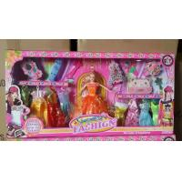 Cheap Barbie Doll,  Stock Toy of Barbie Doll, high quality sold by weight price for sale