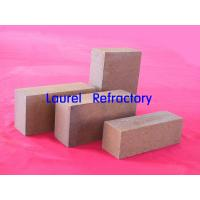 Cheap Corrosion Resistance Magnesia Brick Use In Eaf , Refractory Brick for sale