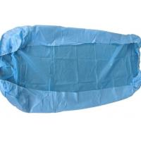 Cheap Clinic Disposable Surgical Drapes Blue Bed Covers With Elastic Fitted Bed Sheets for sale