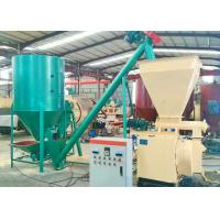 Cheap Ring Die Animal Feed Production Plant 400-600Kg/H Capacity 12 Month Warranty for sale