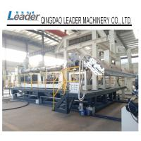 Cheap Laminated Plastic Sheet Extrusion Line 0.2 - 4mm Thickness Pvc Sheet Production Line for sale