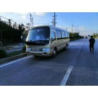Cheap High quality 2016 Japan used Toyota coaster mini bus with diesel engine, LHD for sale for sale