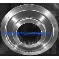 Cheap Forged  wheel and Steel Forging Rough Hub Alloy Steel 4130 , 4140 , 8620 , 42CrMo4 , 34CrNiMo6 , 18CrNiMo7-6 for sale